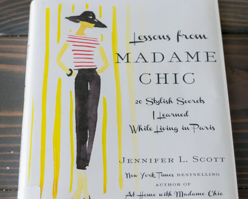 Lessons from Madame Chic Book Review
