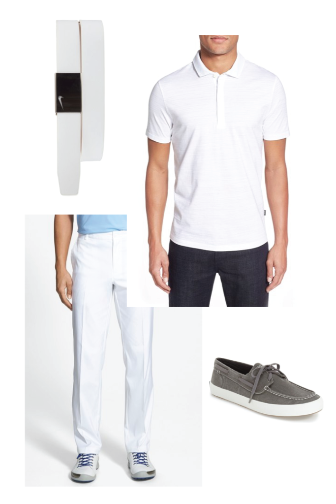 Summer-White-Party-For-Guys-Look-1