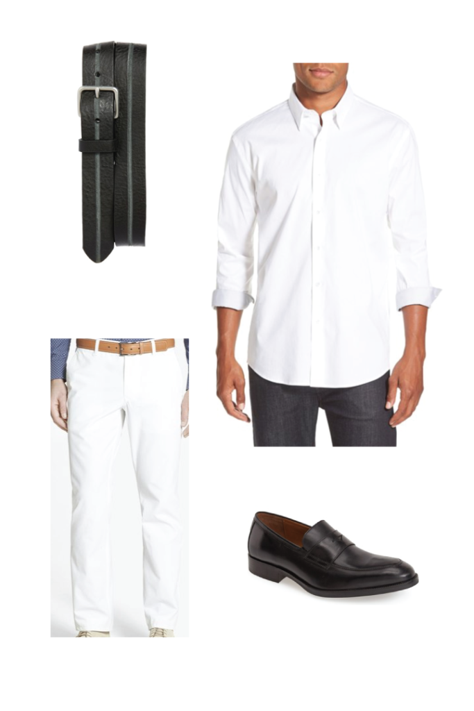 Summer-White-Party-For-Guys-Look-2