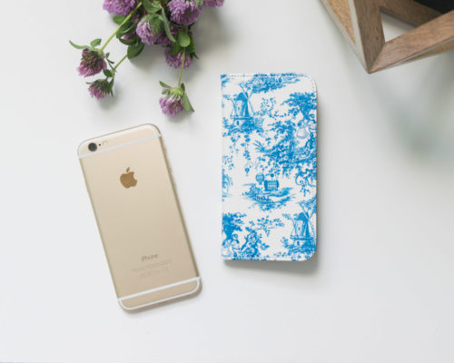 Pretty IPhone Wallet Cases
