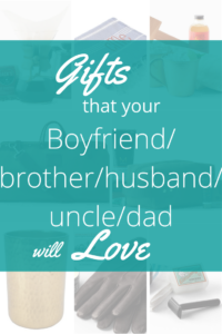 gifts ideas for guys