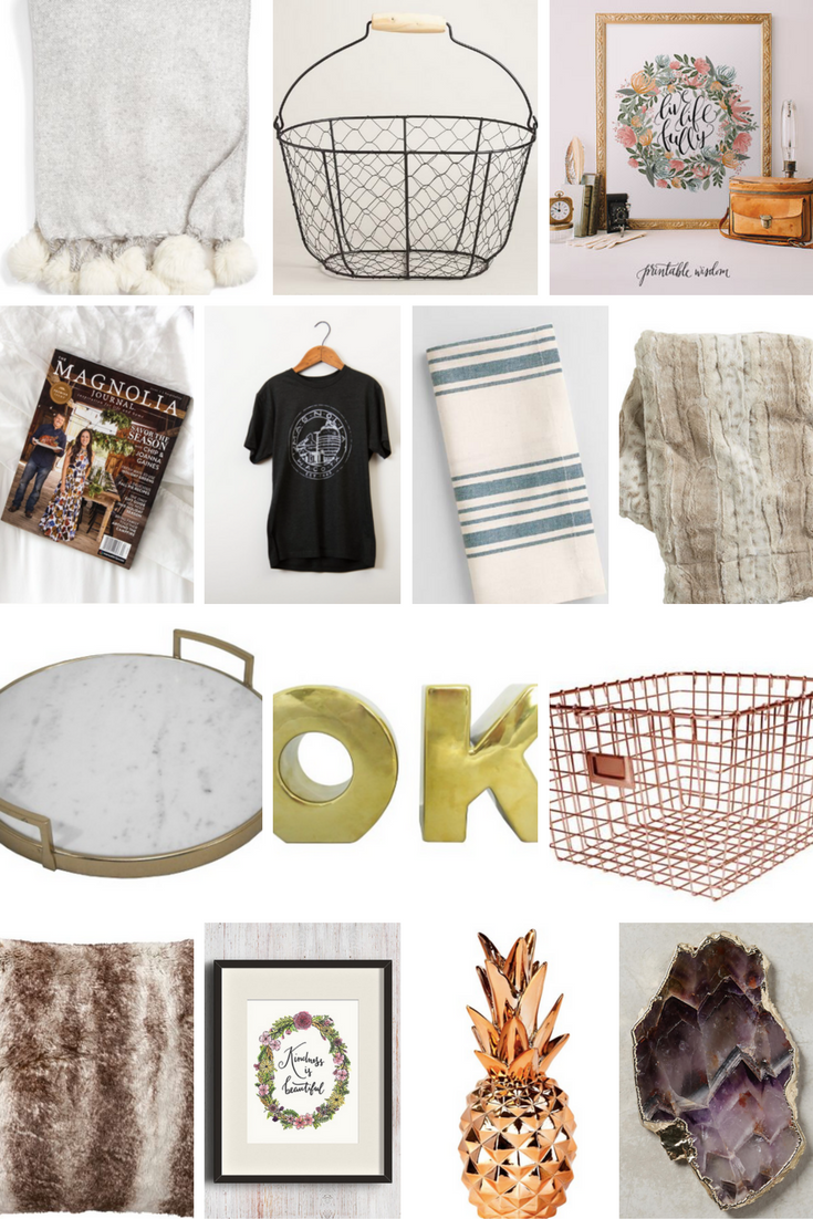 33 Gift Ideas for the Home Decor Enthusiast - HappyMeetsHome
