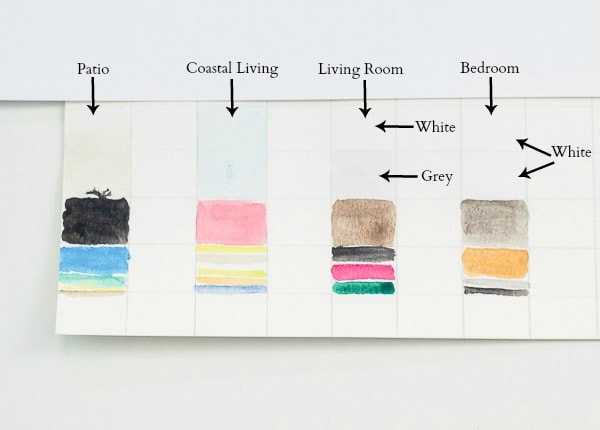 Deconstruct a Color Scheme