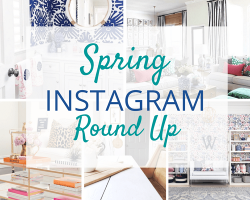 Spring Instagram Round Up