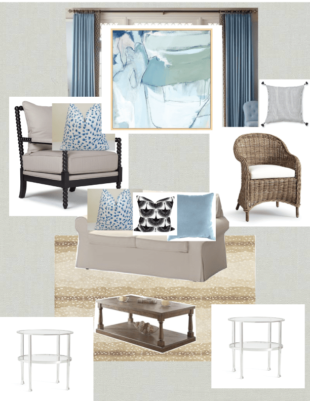 Mood Board Monday: Front Room
