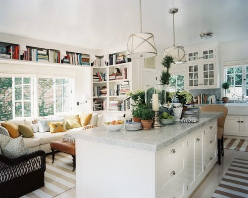 Eat in Kitchens with Couches